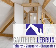 Toiture Lebrun Gauthier - Aménagements de greniers